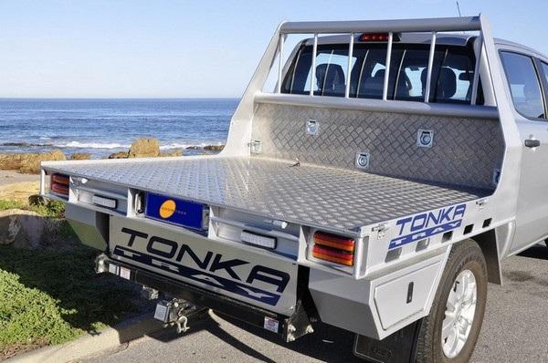 TonkaTray